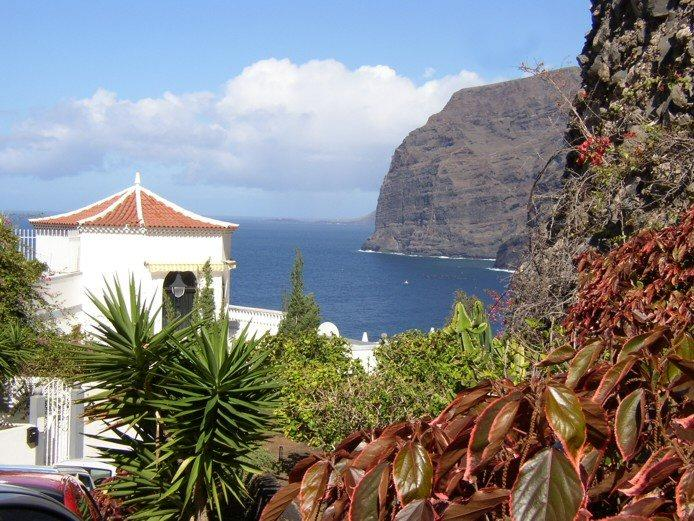 Villa 109  El Marques, Los Gigantes, Tenerife, aluguéis de temporada em Tenerife