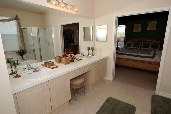 ensuite bathroon
