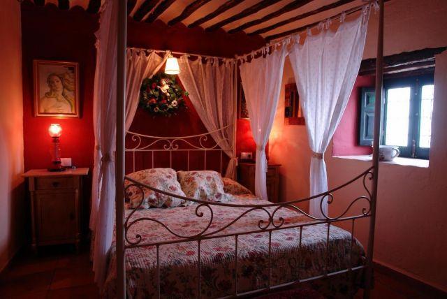 Suite con desayuno en casa rural de Cuenca 'La Quinta de Malu'., location de vacances à Almodovar del Pinar