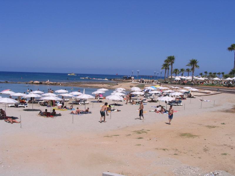Local Beach Where You Can Enjoy Lazy Summer Days