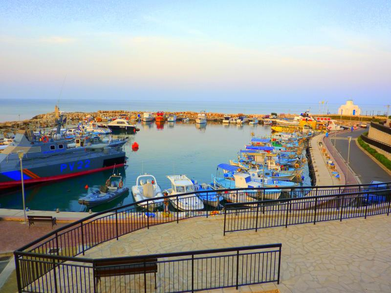 The Local Fishing Harbour