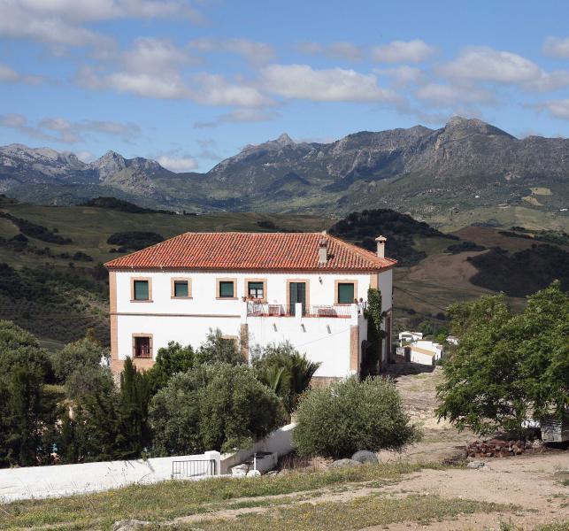 El Acebuchal, location de vacances à Grazalema