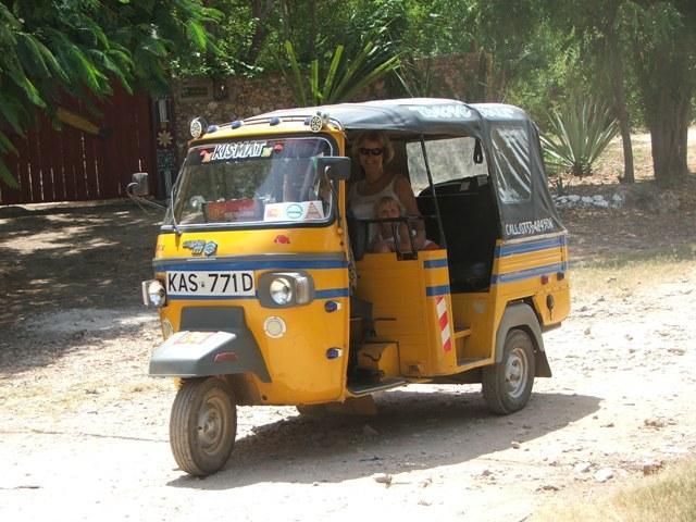 TukTuk Taxi