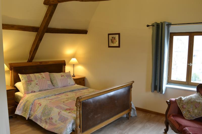 Master bedroom with ensuite shower-room