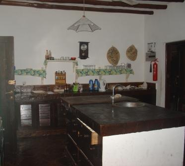 Kitchen (that comes with a cook!)