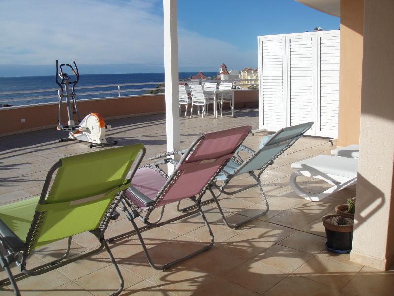 Penthouse  La Caleta, holiday rental in La Caleta