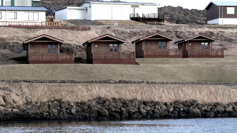 Cottage Framtid 3, vacation rental in Stodvarfjordur
