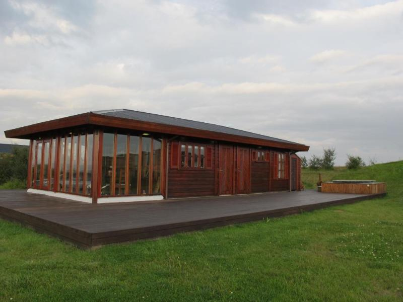 Álfaheiði, vacation rental in Fludir