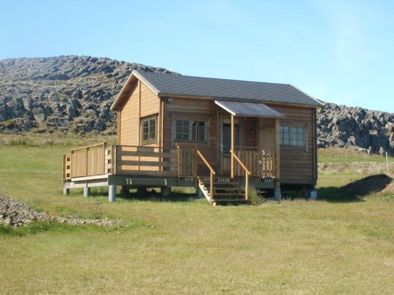 Sun Cape Cabin 5, vacation rental in Saudarkrokur