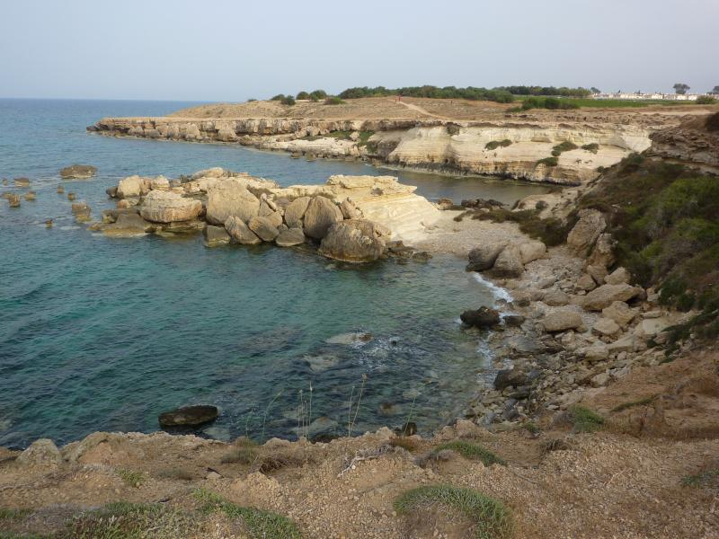 The New Costal Path Running 0.2km From The Villa All The Way To Cape Greco National Park