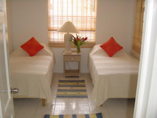 Camera 2 - con due letti singoli che possono anche essere costituiti in un letto
