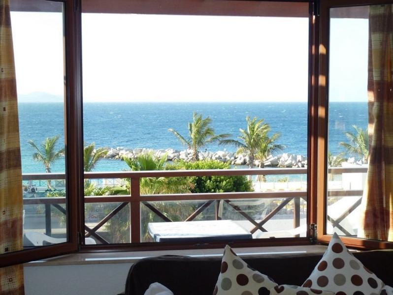 Seaview uit woonkamer