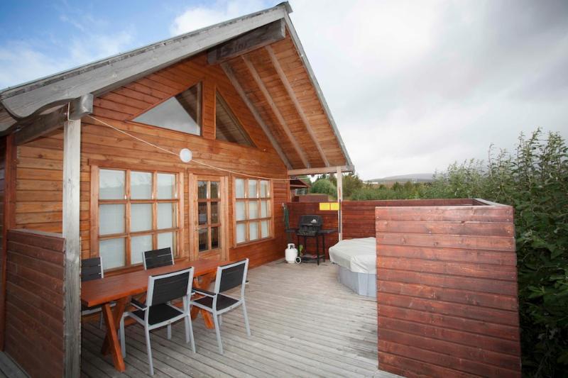 Glaðheimar 22, vacation rental in Saudarkrokur