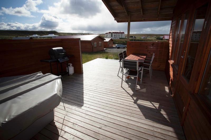 Glaðheimar 29, vacation rental in Saudarkrokur