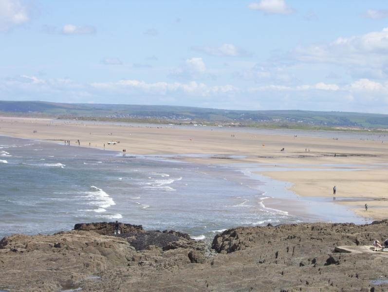 Little Haven, holiday rental in Saunton