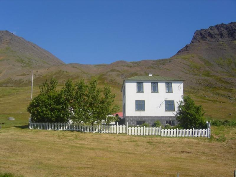 Hvilft, vacation rental in Isafjordur