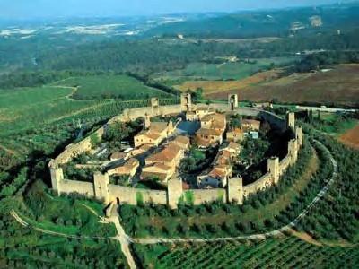 Monteriggioni Castello, location de vacances à Monteriggioni