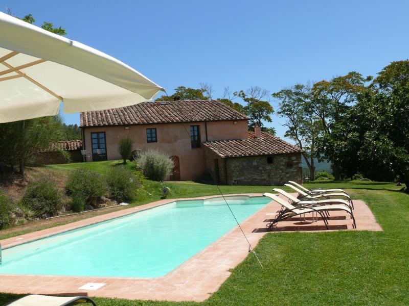 Villa Belvedere, holiday rental in Gambassi Terme