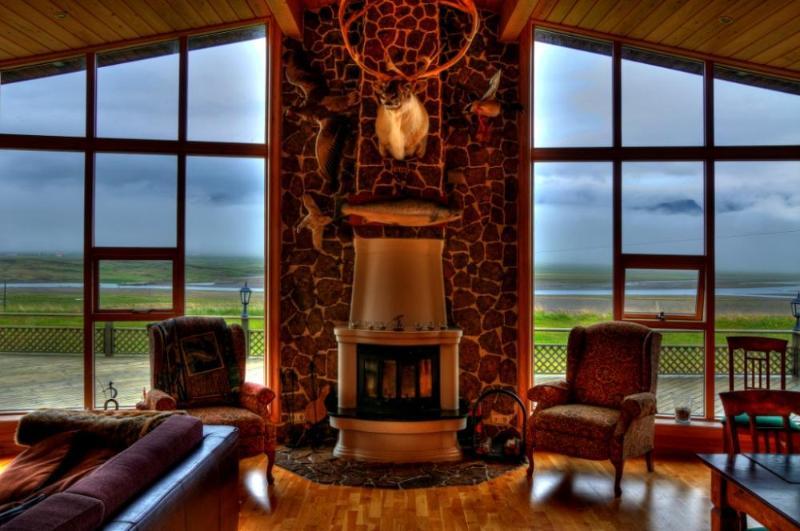 Eyjar Luxury House, vacation rental in Stodvarfjordur