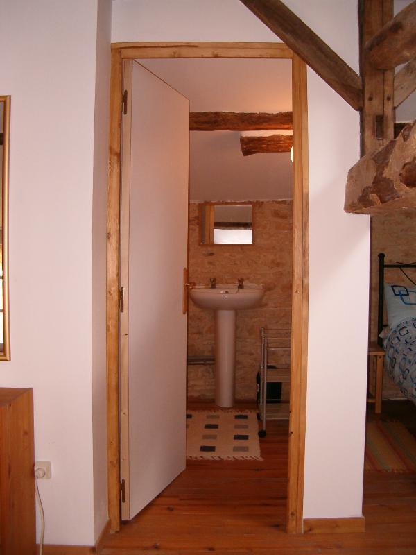 Original features enhance the shower room facilities
