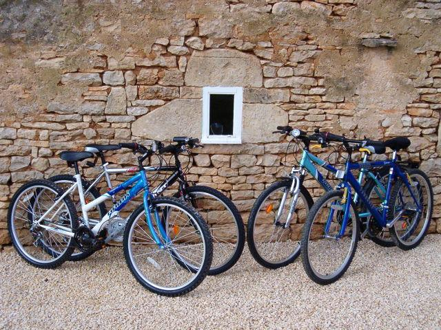 Ladies & gents bicycles available for hire