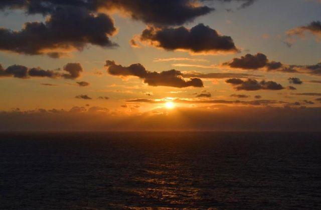 Atardecer Cabo Touriñán