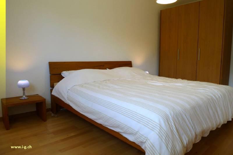 Camera da letto con 1 letto matrimoniale