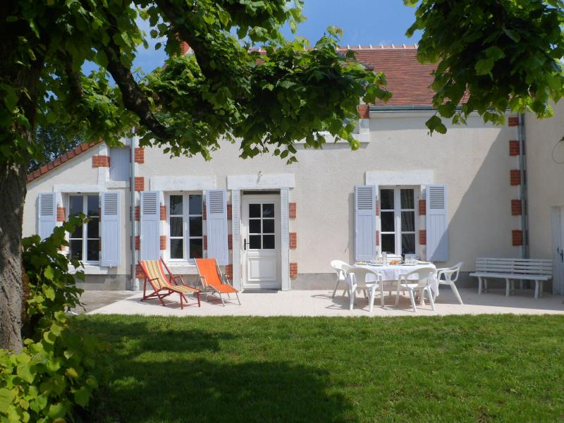 La maison du Potier, holiday rental in Saint-Pierre-les-Bois