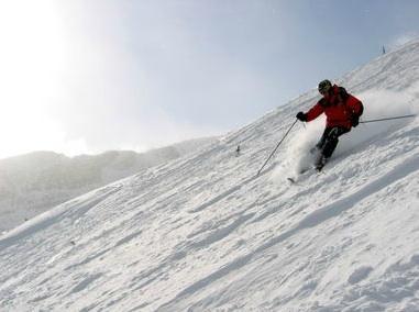 Ski and celebrate over New Years
