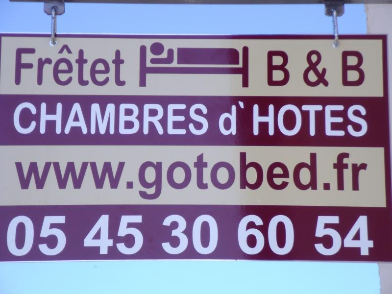 Fretet , Le Bouchage , Chambre de Hotes, holiday rental in Le Grand-Madieu