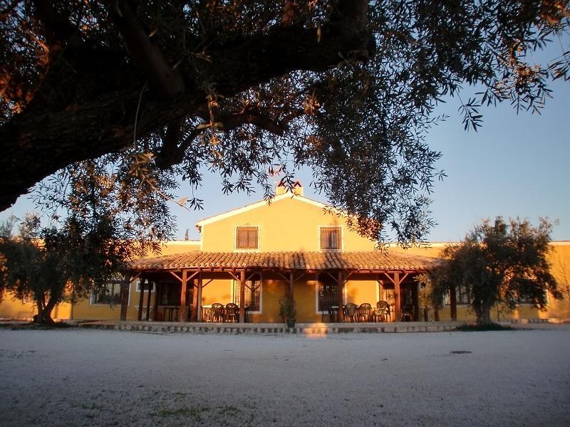 Casa de la Granja, location de vacances à Caravaca de la Cruz