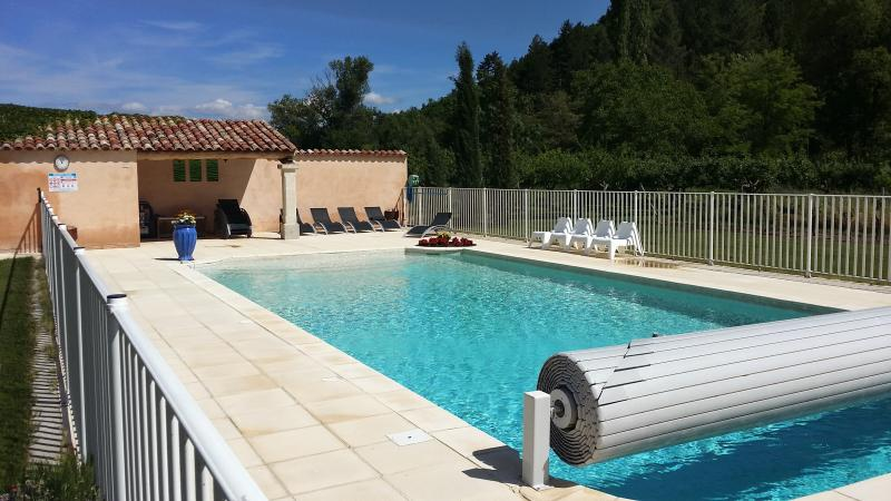 Sirocco au Moulin de Predelles, vacation rental in Oppedette