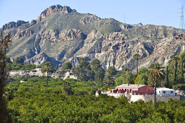 La Joya del Valle de Ricote, holiday rental in Los Valientes