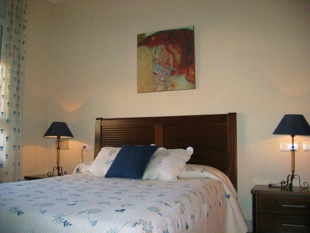 Dormitorio en apartamento nr:1