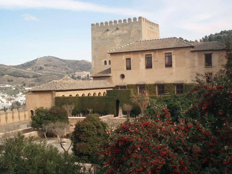 The Nasrid Palace - La Alhambra - Granada