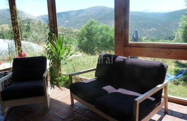 Ecologica casa del sol, aluguéis de temporada em Hoyorredondo