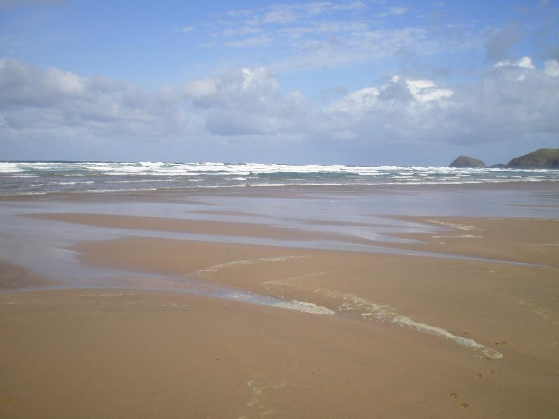 At Low Tide - North Coast
