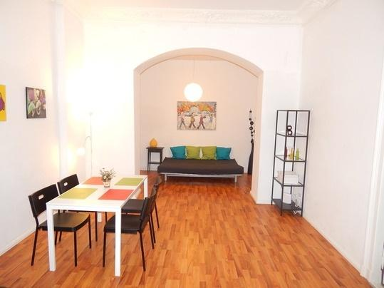 Nice apartment in Berlin Mitte, location de vacances à Berlin