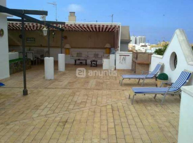 Ático con 150 m. de terraza, vacation rental in Rota