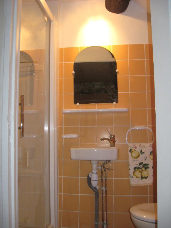 doccia/WC al piano terra