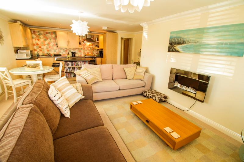 50 Burlington Mansions, holiday rental in Bournemouth