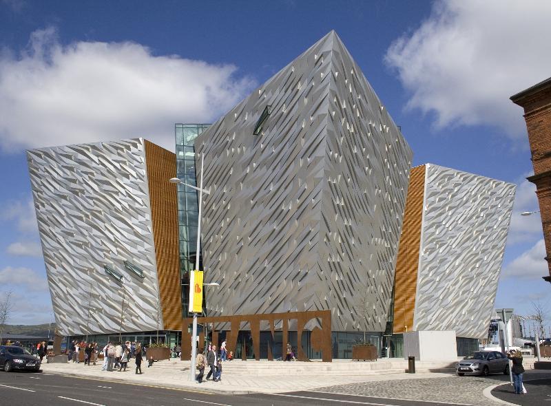 Titanic Centre, Belfast