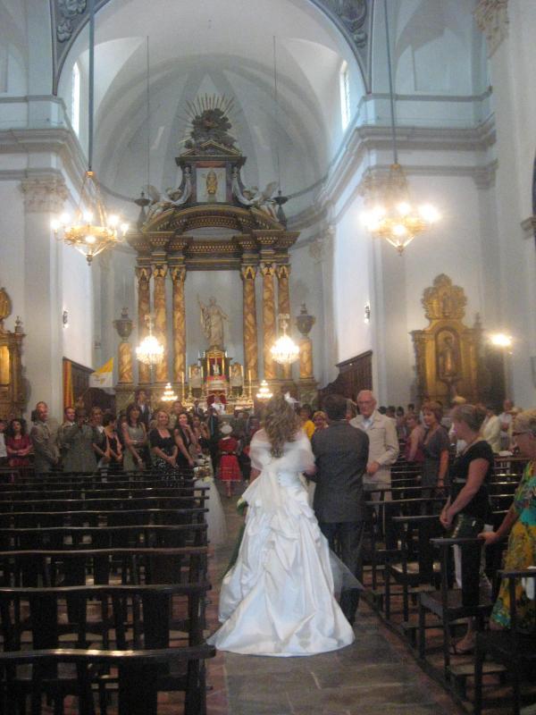 matrimoni e concerti presso la vicina chiesa