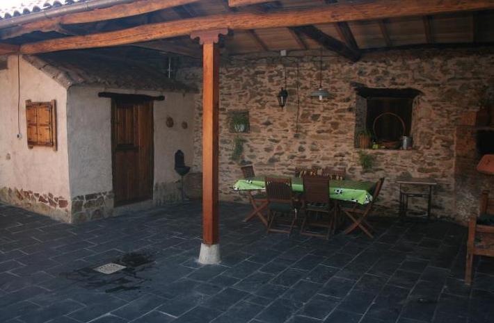Las Golondrinas, holiday rental in Buiza
