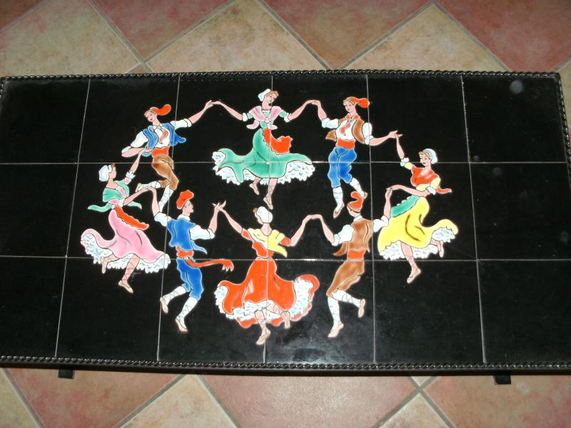 Sardane tavolino danza!