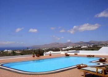 Villa Las Viñas, Ferienwohnung in Macher