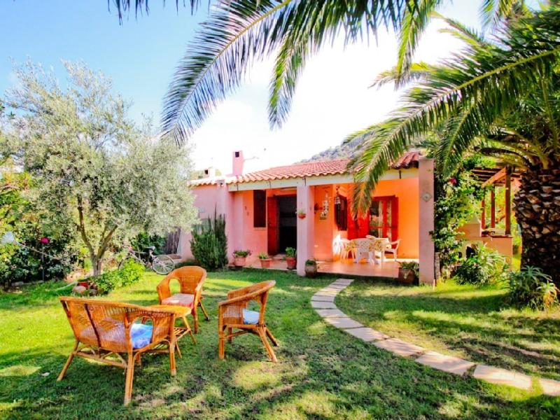 Villa Caterina Geremeas, holiday rental in Maracalagonis