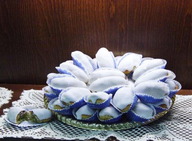 Cucchitelle dolce tipico di Sciacca