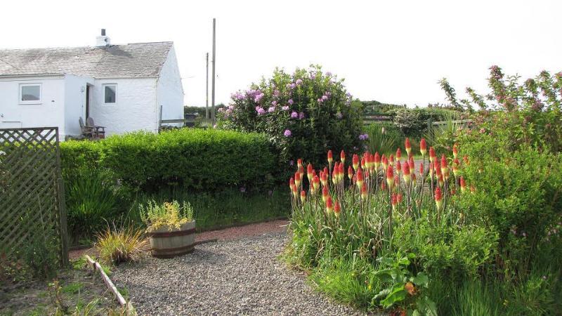 Mature gardens for your enjoyment.