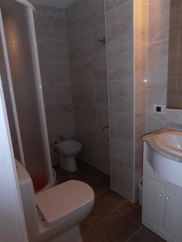 Badkamer twee.